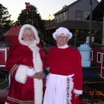 Mrs. Claus at Smithville