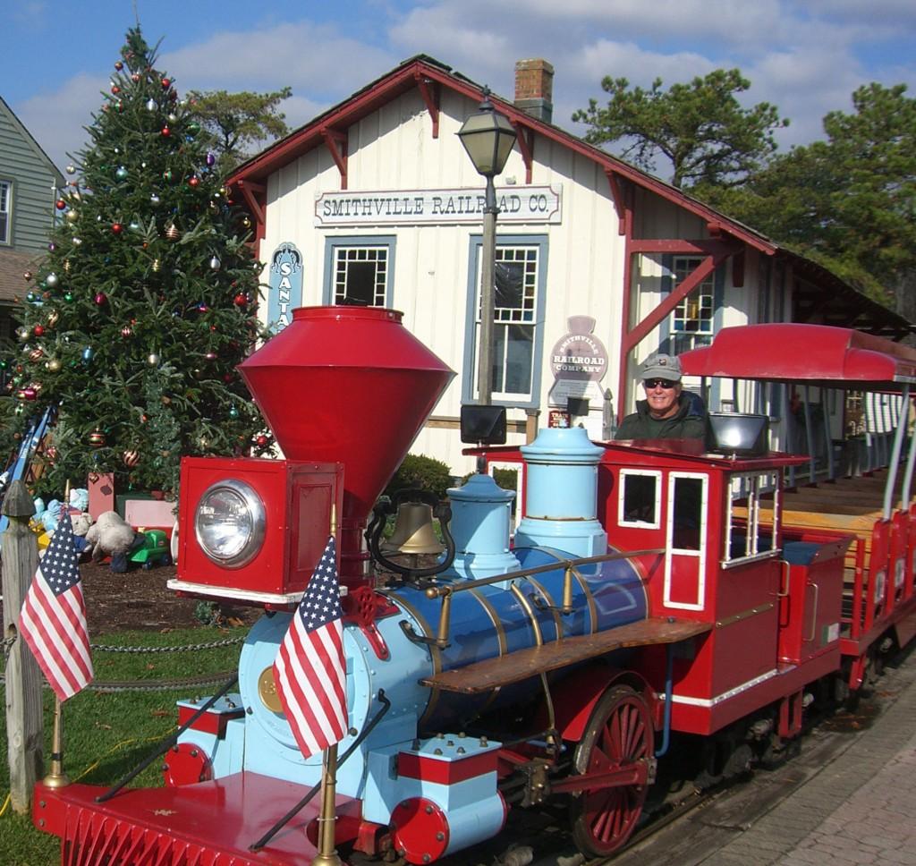 Smithville Train