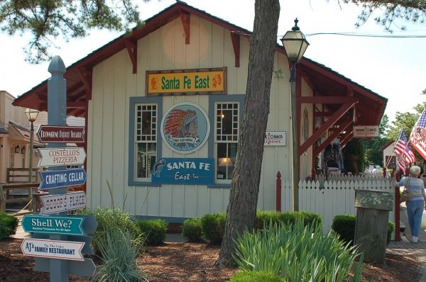 Santa Fe East