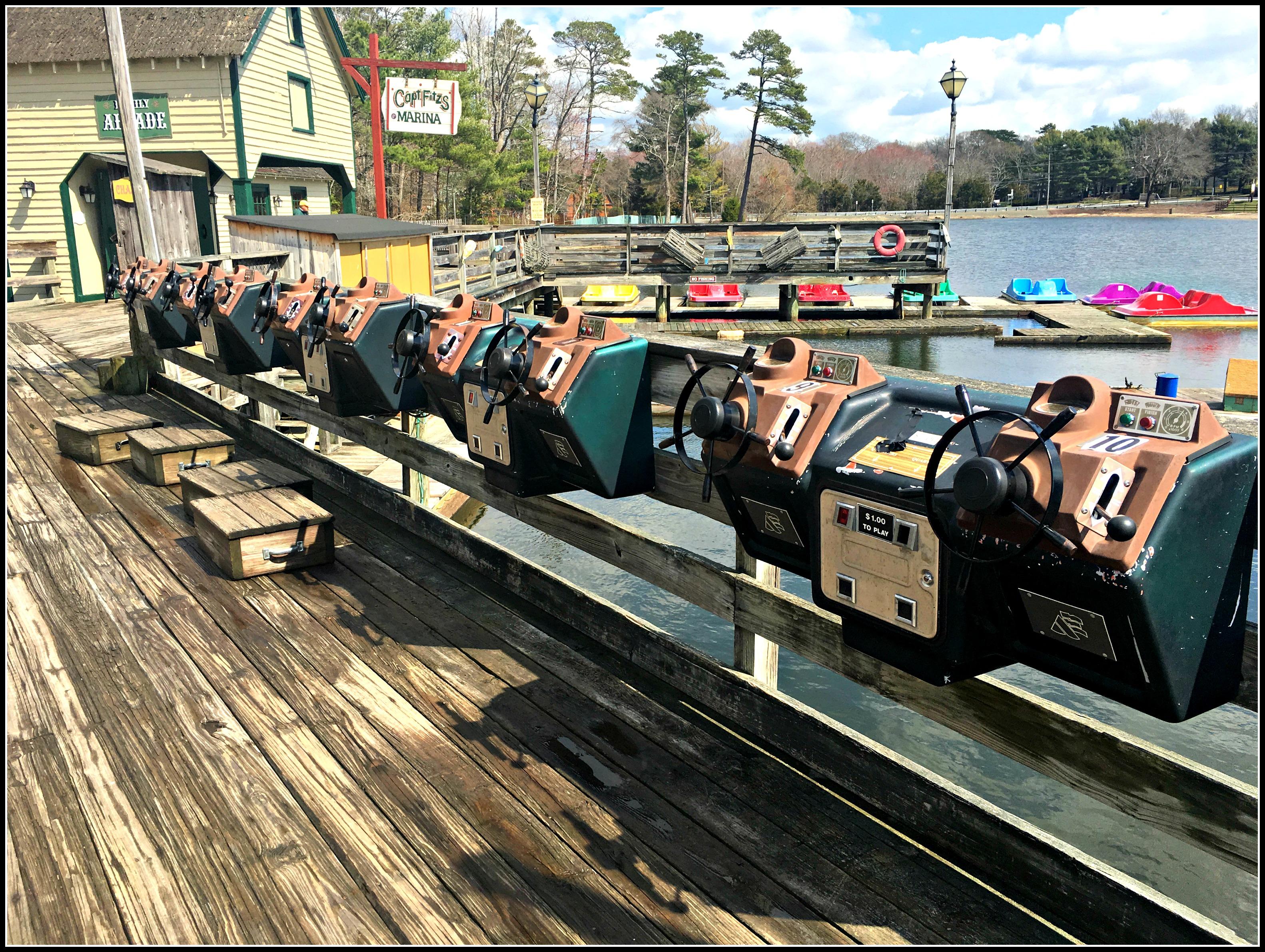 boat games edit