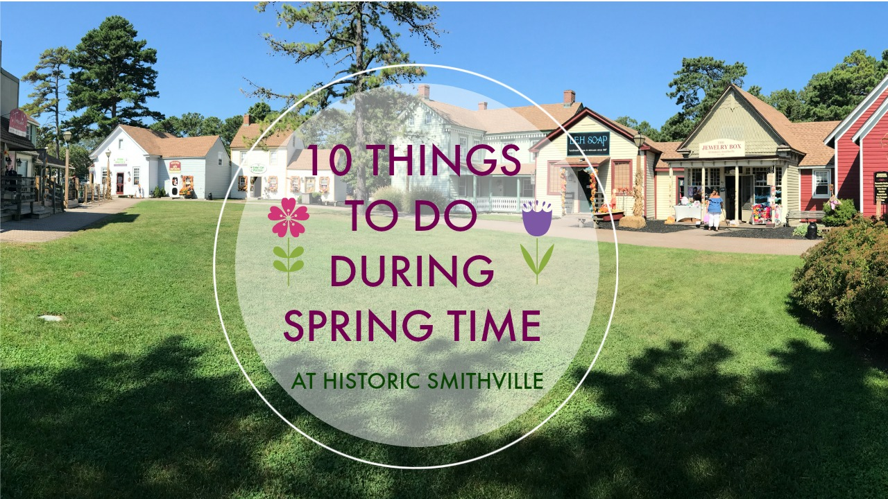 Things to do During Spring Time