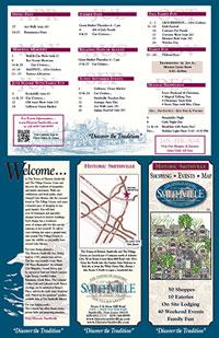 Historic Smithville Map 2021